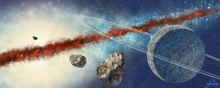 Galactic Rim Image