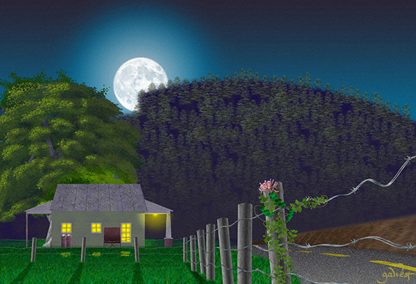 Moonlight House Image